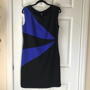 Women's color block Dress